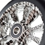 "Ankündigung: ""Snake Skin Wheels"" coming soon!"