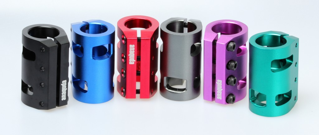 anaquda SCS Clamps
