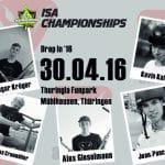 ISA Championship 2016
