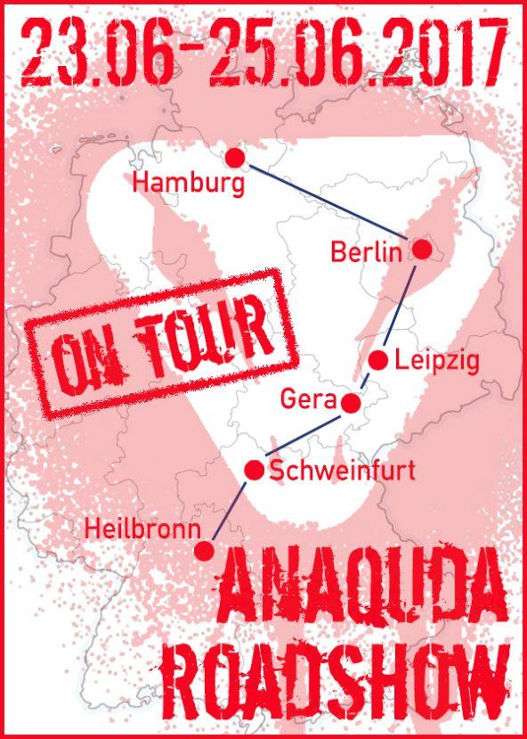 ON TOUR: ANAQUDA ROADSHOW
